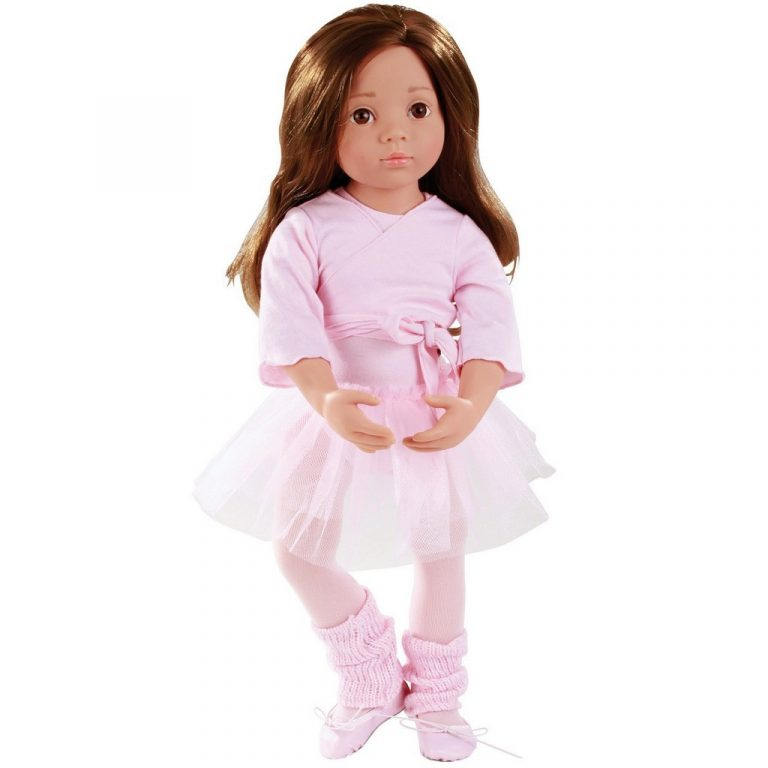 Gotz Happy Kidz Sophie Ballerina Doll - Liliana Dolls