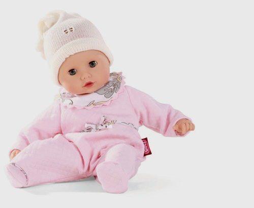 Gotz Muffin Baby Pink