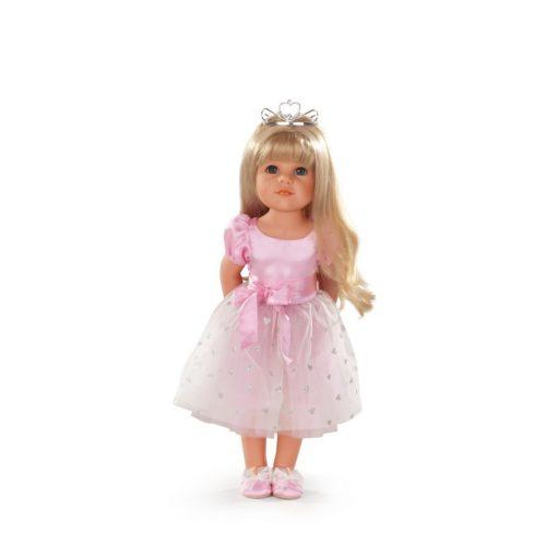 Gotz Hannah as a Princess