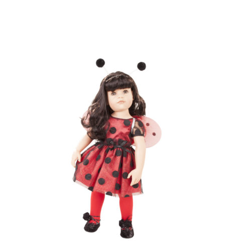 gotz hannah ladybug
