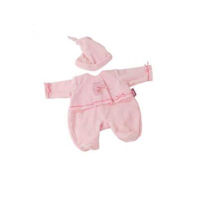 Gotz Pink Velour Pyjama set