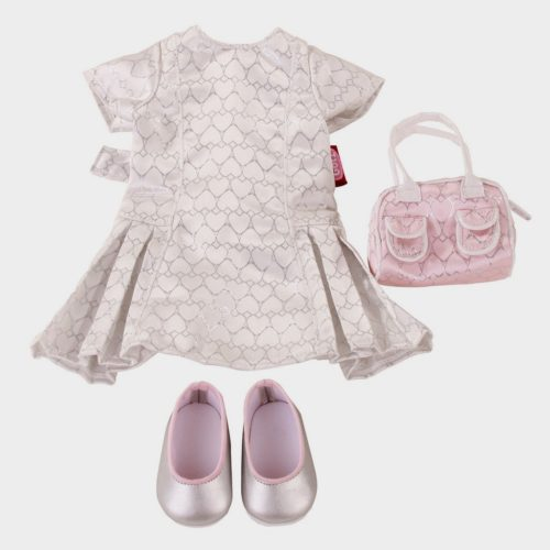 gotz glittery glamour dress