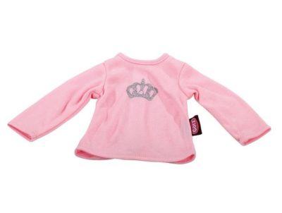 gotz basics 'royal' pink t-shirt 36cm