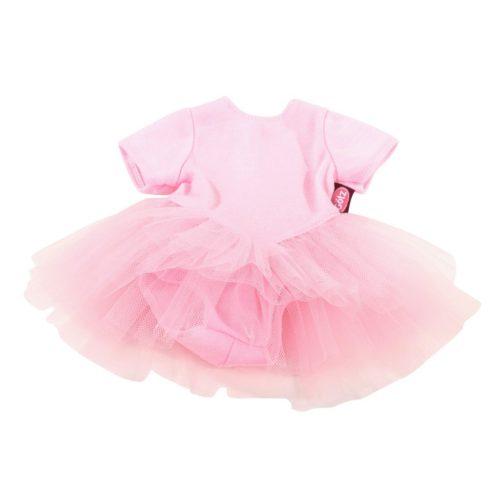 gotz pink ballerina dress
