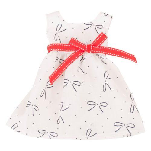 Gotz Basics Cream Bow Summer Dress