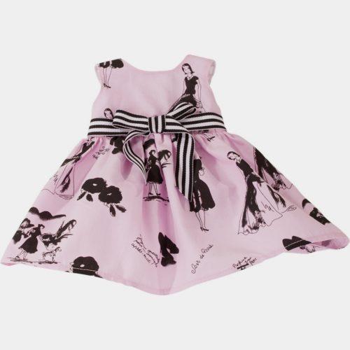 gotz basics 'ladies' pink summer dress