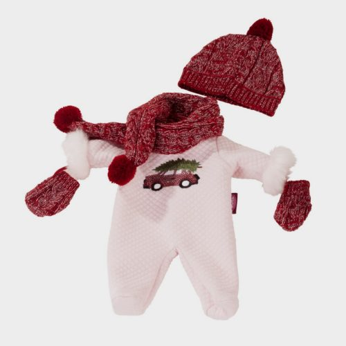 gotz cosy christmas winter outfit