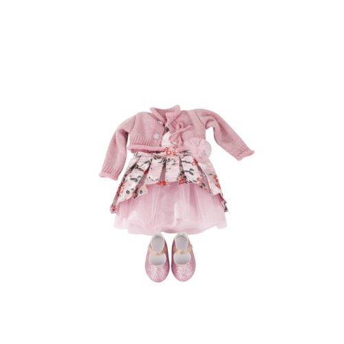 gotz pink brocade dreams dress
