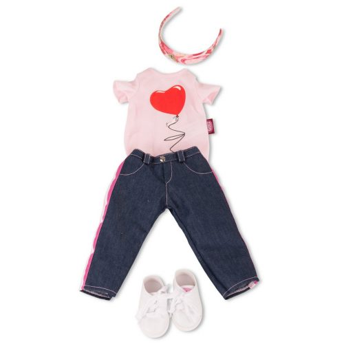 gotz jeans in style casual set