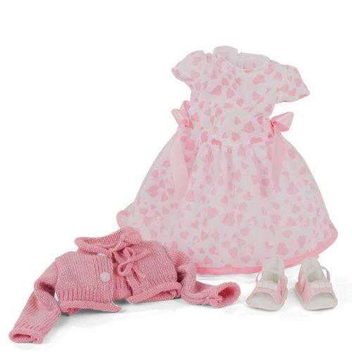 Gotz Pink Love Dress