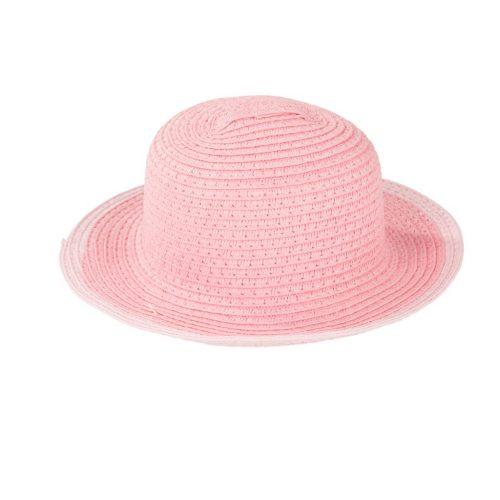 gotz pink straw sun hat