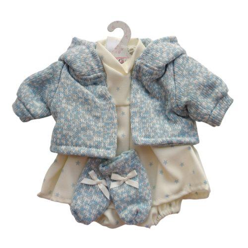 llorens dolls clothes star dress set