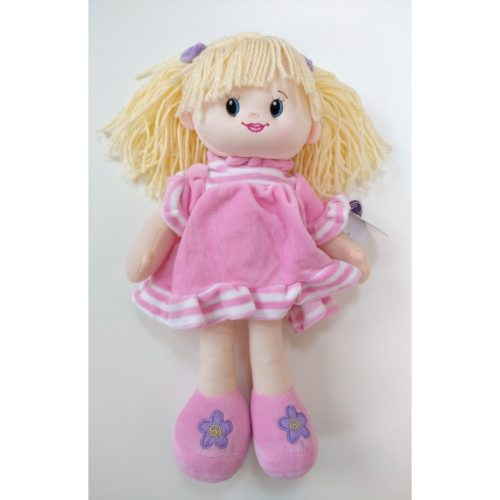 cuddles time ragdoll pale pink