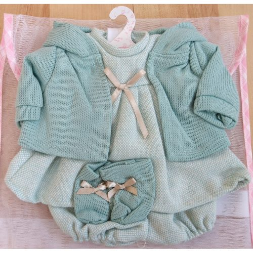 llorens dolls clothes set 6 for 42cm baby doll