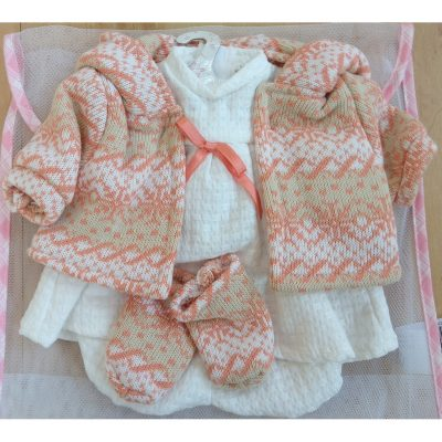 Llorens Dolls Clothes Set 4 for 42cm baby doll
