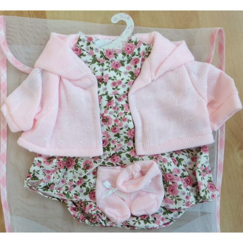 llorens dolls clothes set 2 for 42cm baby doll