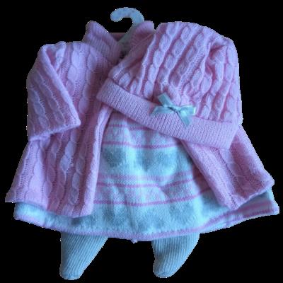 llorens dolls clothes set 4 for 35cm