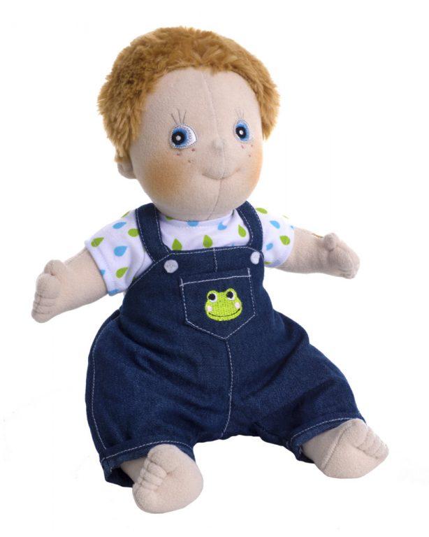 4318d945c99 Rubens Barn - Rubens Kids Jonathan Soft Boy Doll 36cm - Liliana Dolls