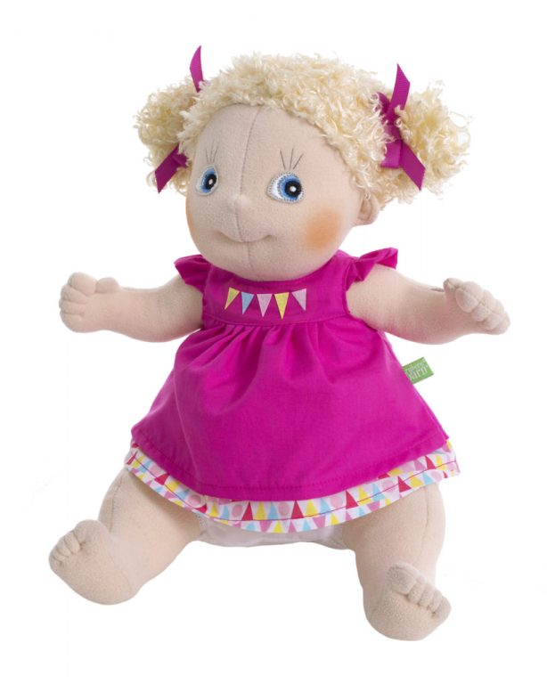 20a23a07085 Rubens Barn - Rubens Kids Linnea 36cm Soft Doll 7350023982382 | eBay