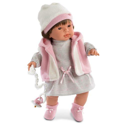 Llorens Carla Cring Baby Girl Doll