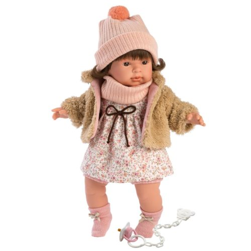 Lorens Pippa Crying Baby Doll