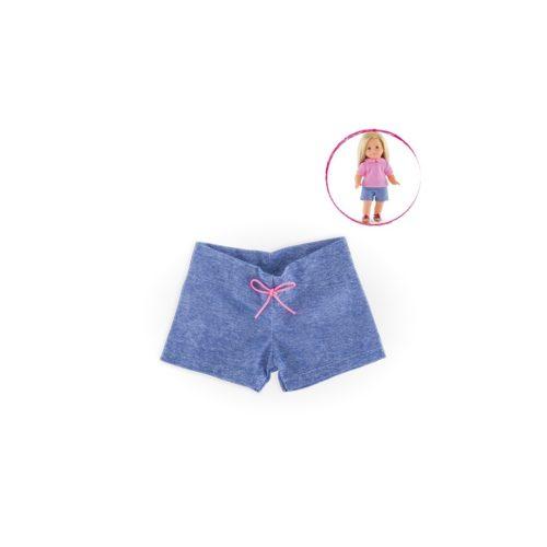 ma corolle blue marl shorts